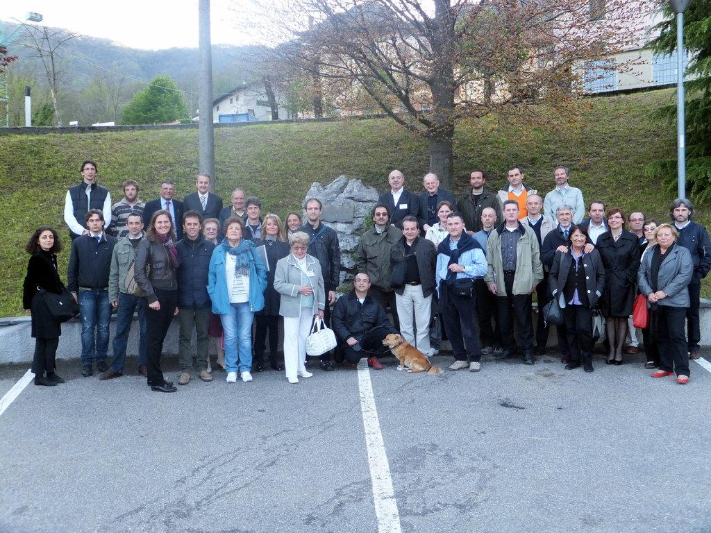 Foto di parte dei partecipanti