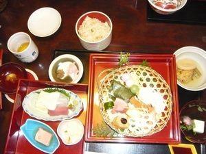 京懐石のお弁当