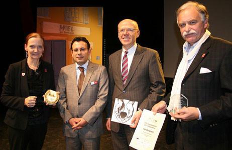 Ira Thorsting, Ahmet Yildirim, Rolf Hentschel, Volker Lessing