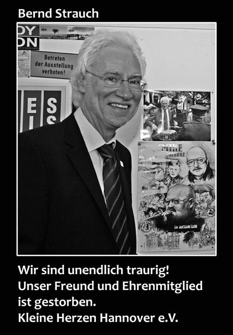Bernd Strauch Traueranzeige