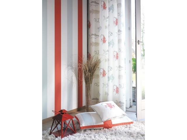 rideaux et papier peint casadeco