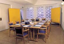 Seminarraum im Hotel Rothfuß