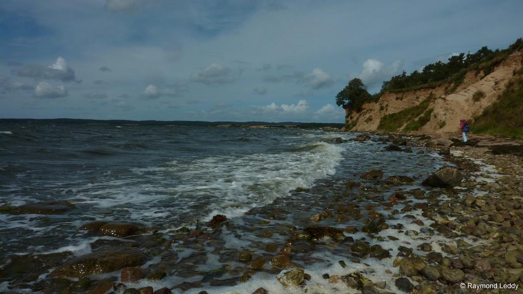 Küste Reddevitzer Höft