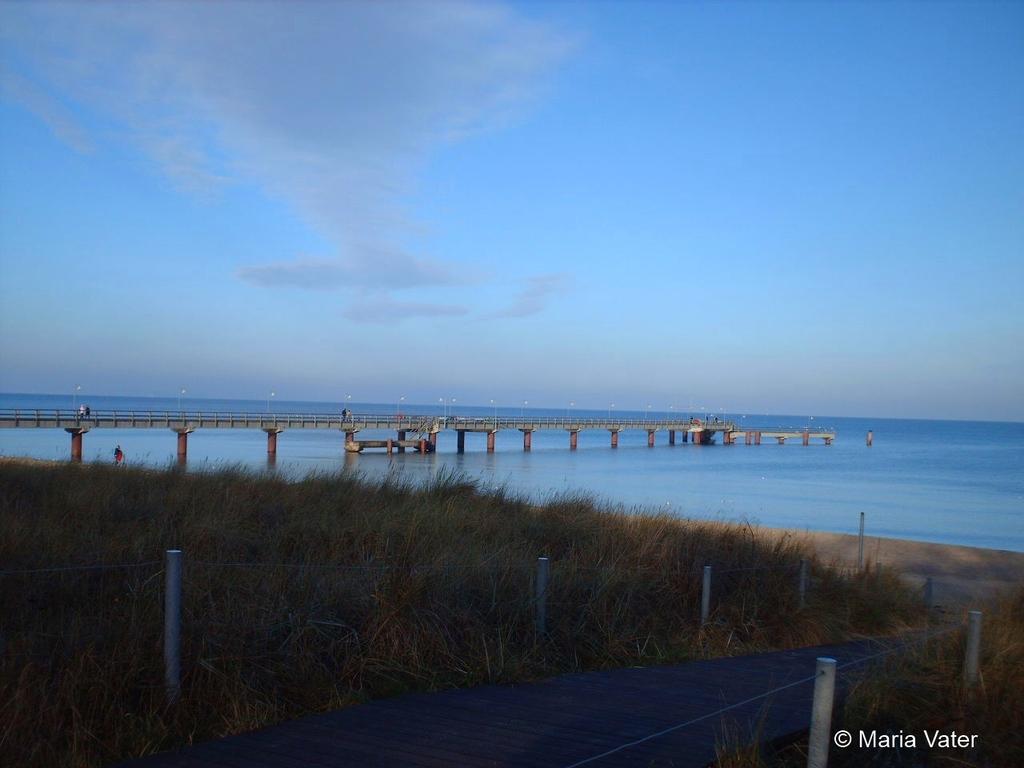 Seebrücke Göhren