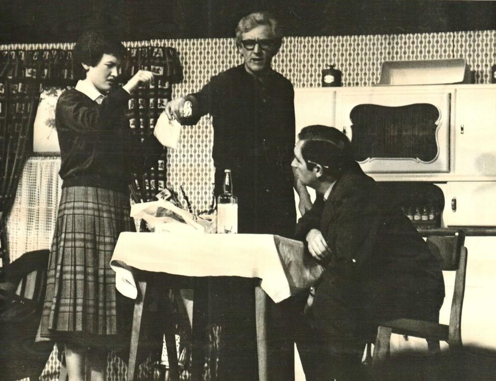 Brigitte Rohlfs, Heinrich Gilster, Kurt Bolte