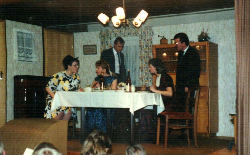 Mirjam Koloff, Silke Schwecke, Jörg Frohart, Birgit Brügesch, Dirk Reineke