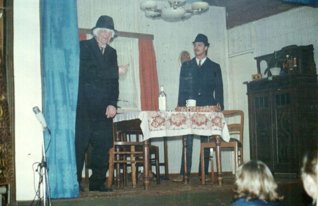 Walter Milius, Karsten Weyer