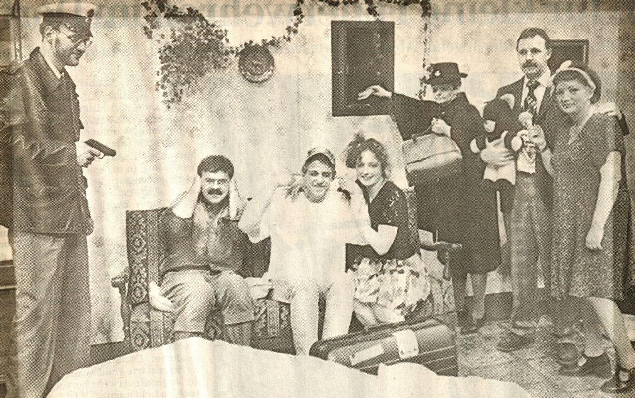 Gerald Egler, Dirk Reineke, Christoph Koloff, Iris Engelke, Birgit Brügesch, Fritz Bergholz, Gertrud Ballerstaedt