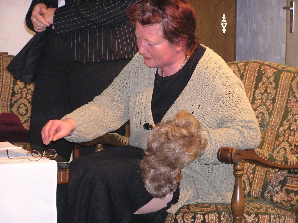 Franziska Runge, Ulrike Rohlfs