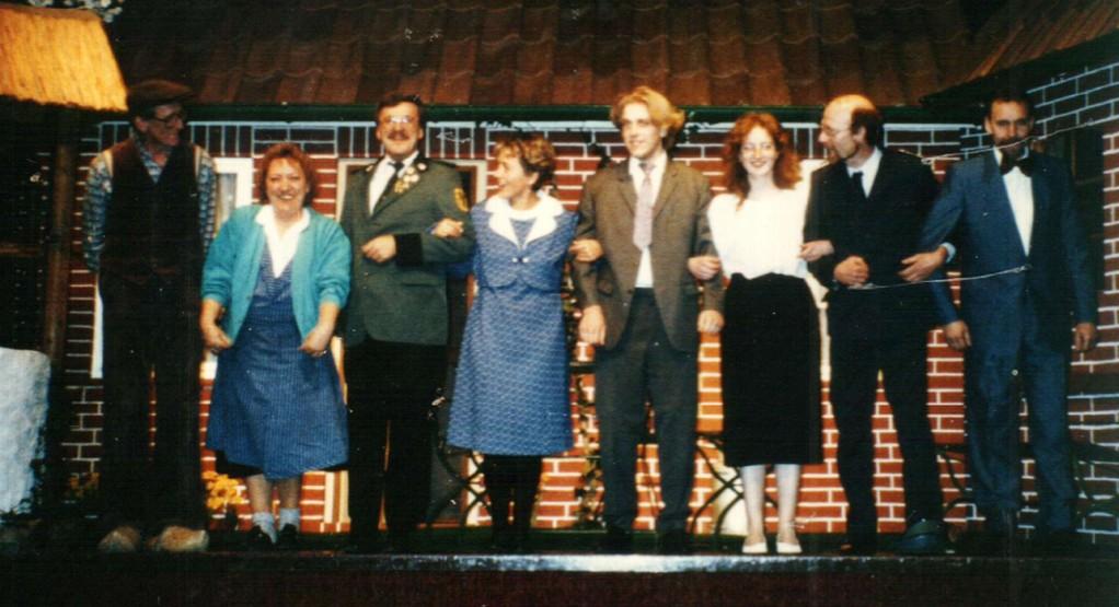 Heinrich Gilster, Gertrud Ballerstaedt, Dirk Reineke, Brigitte Krumdieck, Christoph Koloff, Iris Engelke, Ehler Meyer, Fritz Bergholz