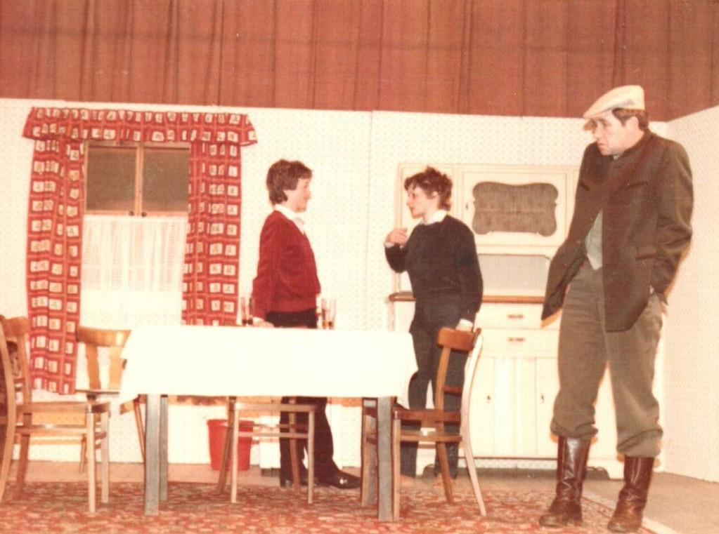 Brigitte Rohlfs, Birgit Brügesch, Kurt Bolte