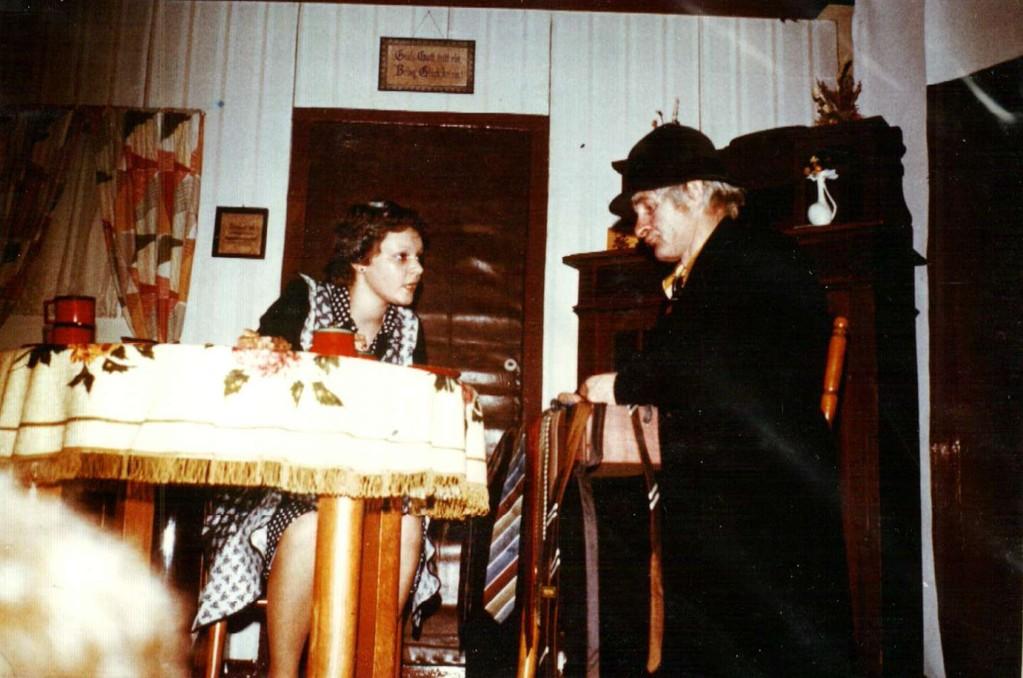 Birgit Schäfer, Walter Milius