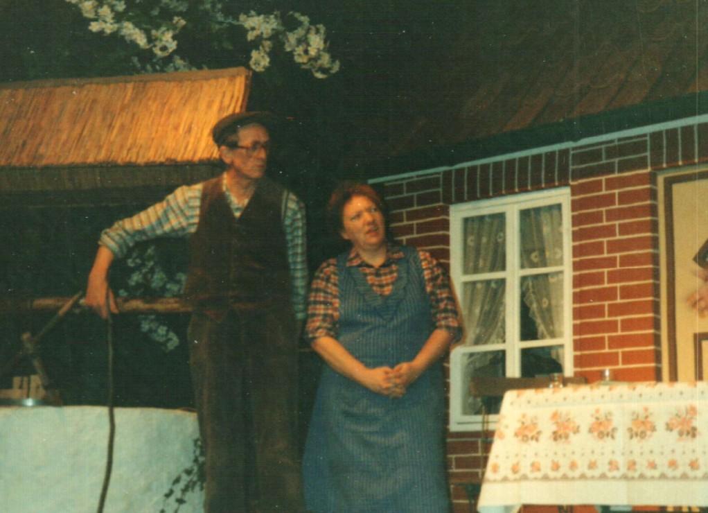 Heinrich Gilster,Gertrud Ballerstaedt