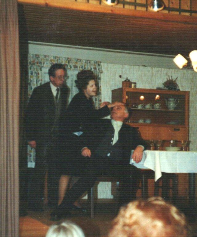 Heinrich Gilster, Marion Harmening, Heinz Schäfer