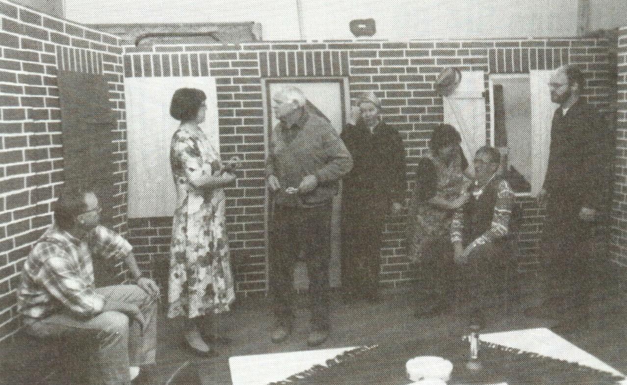 Fritz Bergholz, Mirjam Koloff, Heinz Schäfer, Wiebke Wehrse, Gertrud Ballerstaedt, Heinrich Gilster, Gerald Egler