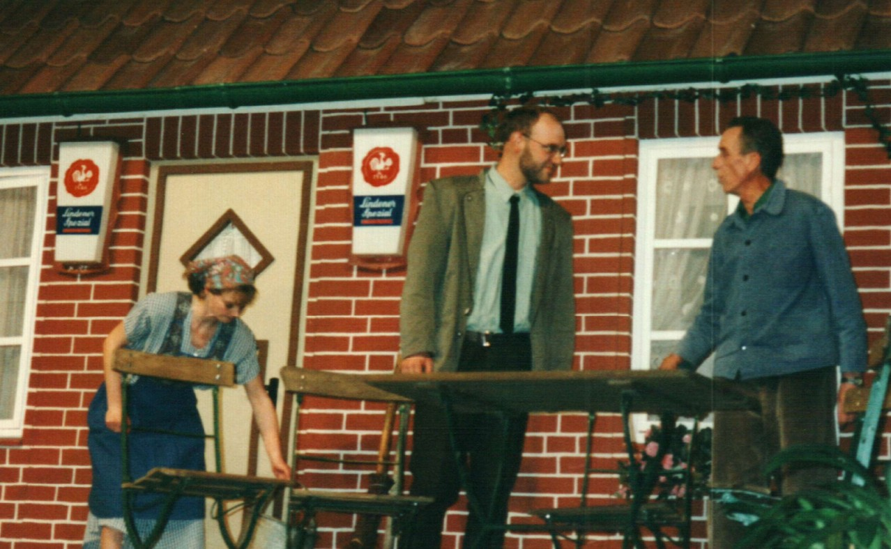 Birgit Brügesch, Gerald Egler, Heinrich Gilster