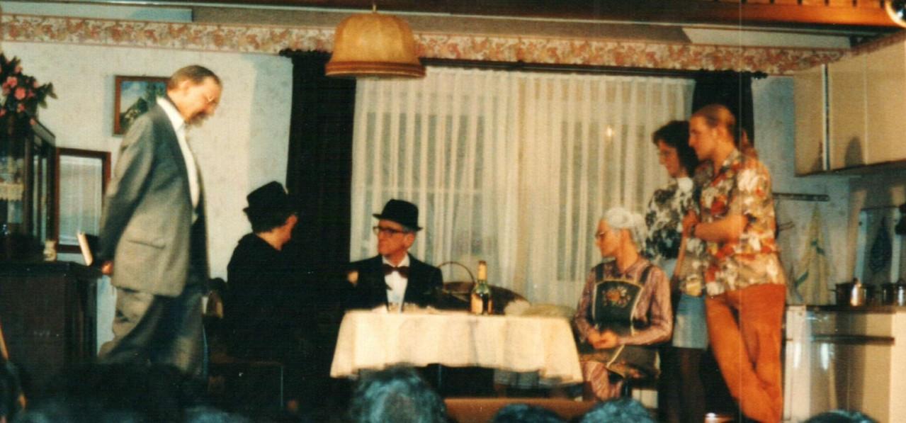 Fritz Bergholz, Gertrud Ballerstaedt, Heinrich Gilster, Birgit Brügesch, Iris Engelke, Christoph Koloff