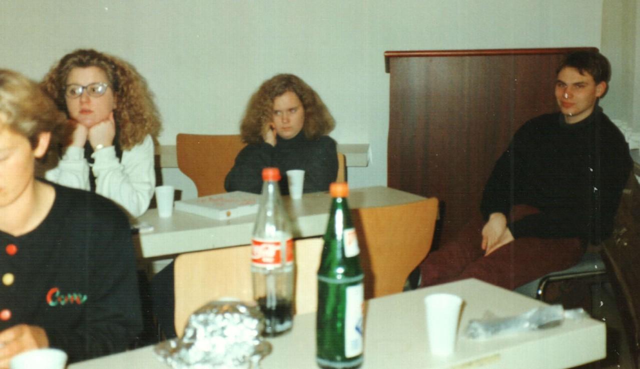 """Nienburg """"Backstage"""": Brigitte Krumdieck, Silke Reineke, Tanja Reineke, Heiko Traemann"""