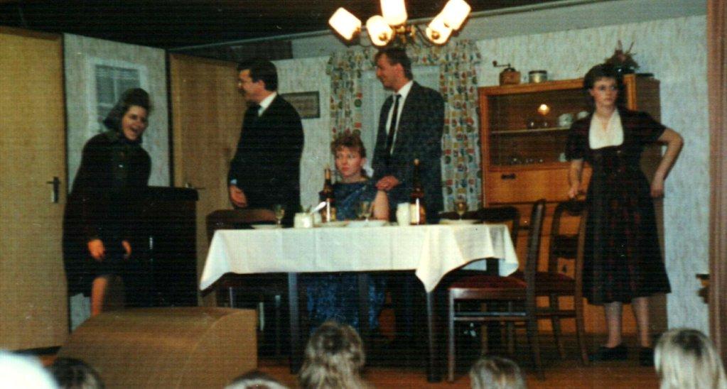 Marion Harmening, Dirk Reineke, Silke Schwecke, Jörg Frohart, Birgit Brügesch