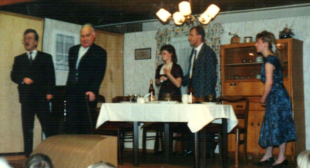 Dirk Reineke, Heinz Schäfer, Birgit Brügesch, Jörg Frohart, Silke Schwecke