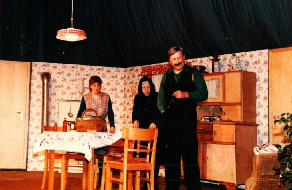 Renate Müller, Inga Adomat, Reinhard Peters