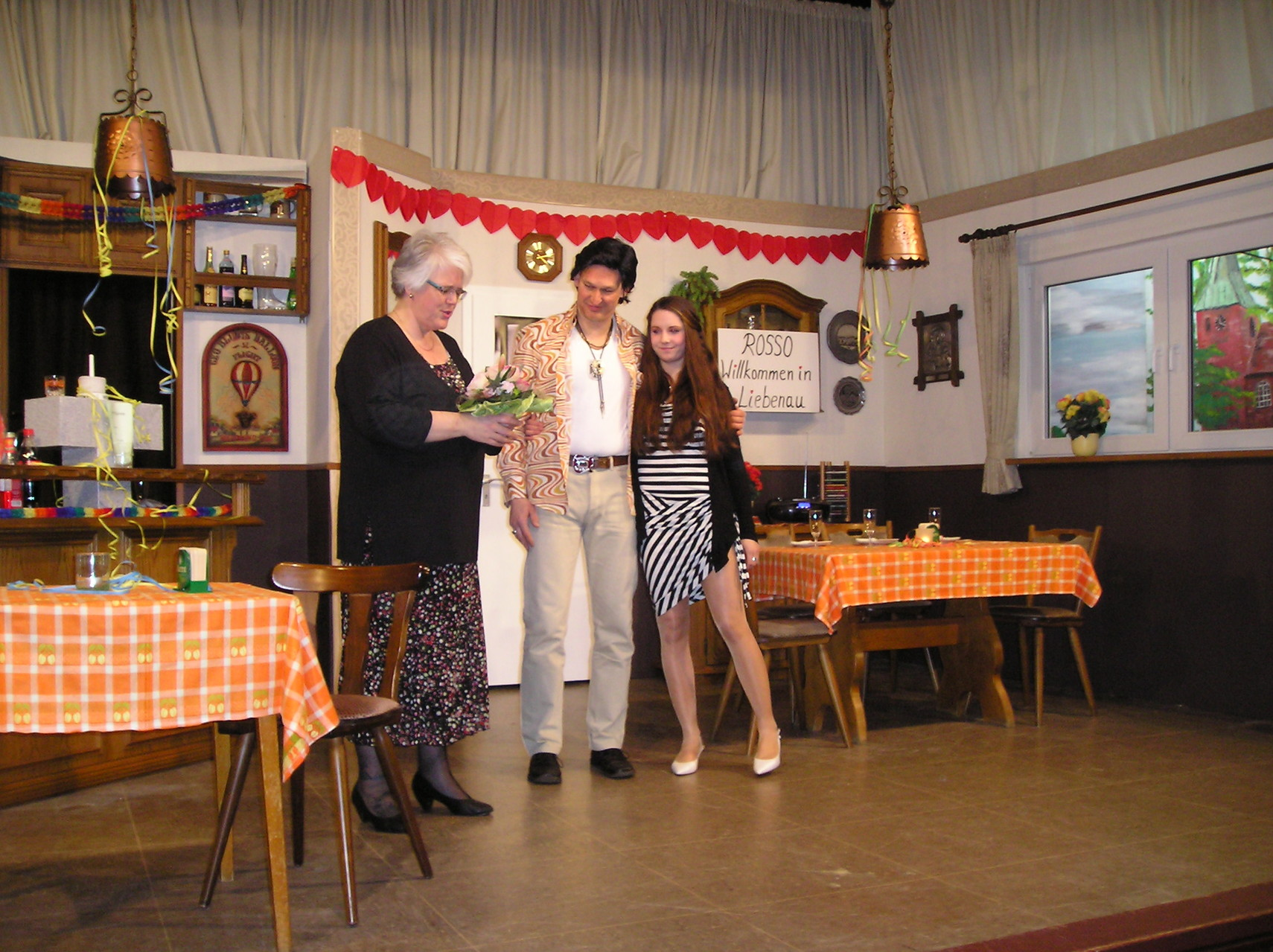 Mirjam Koloff, Volker Kauffeldt, Louisa Dumke