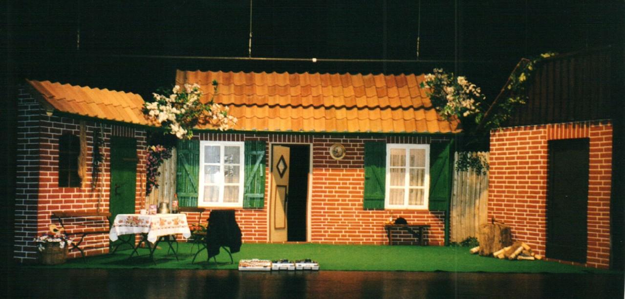 Bühnenbild