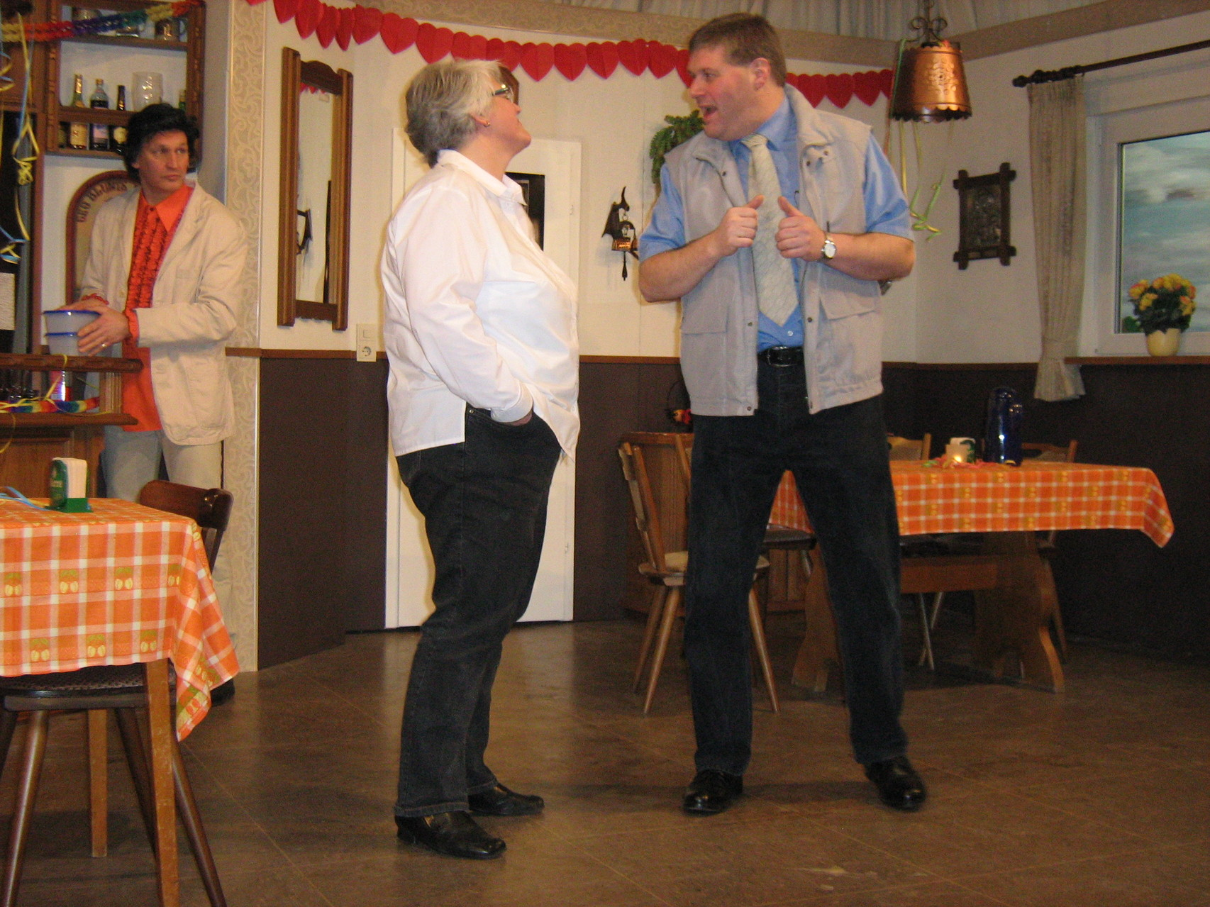 Volker Kauffeldt, Mirjam Koloff, Friedhelm Lohmeyer