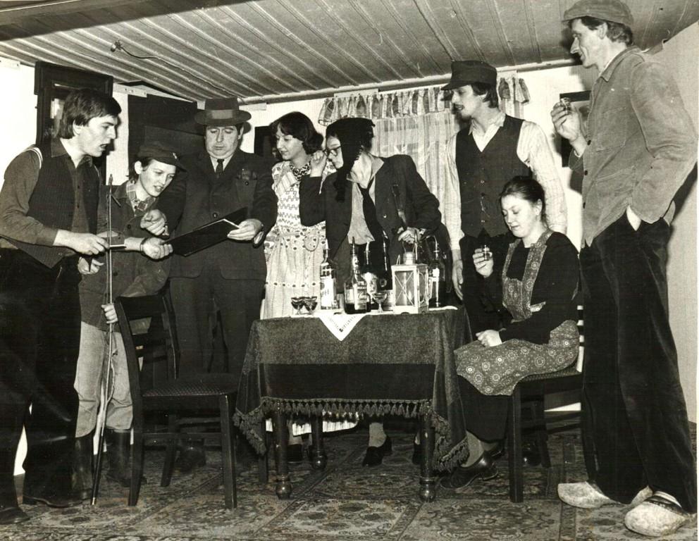 Dirk Reineke, Brigitte Rohlfs, Kurt Bolte, Martina Pöttker, Birgit Schäfer, Karsten Weyer, Renate Müller, Heinrich Gilster
