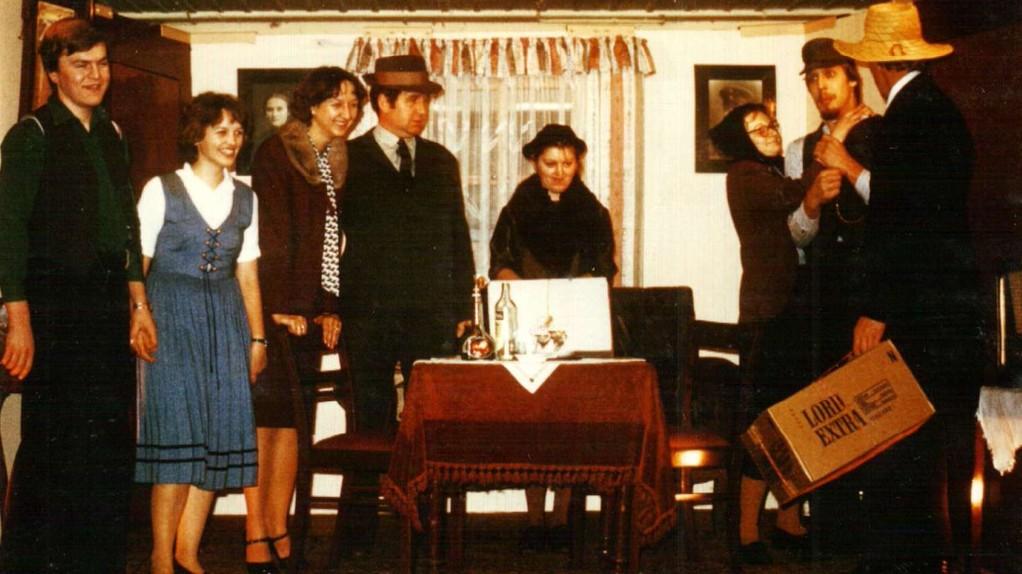Dirk Reineke, Brigitte Rohlfs, Martina Pöttker, Kurt Bolte, Renate Müller, Birgit Schäfer, Karsten Weyer, Heinrich Gilster