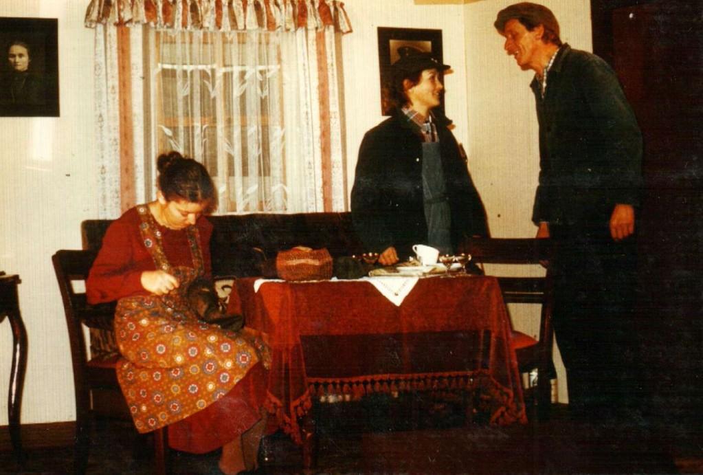 Renate Müller, Brigitte Rohlfs, Heinrich Gilster