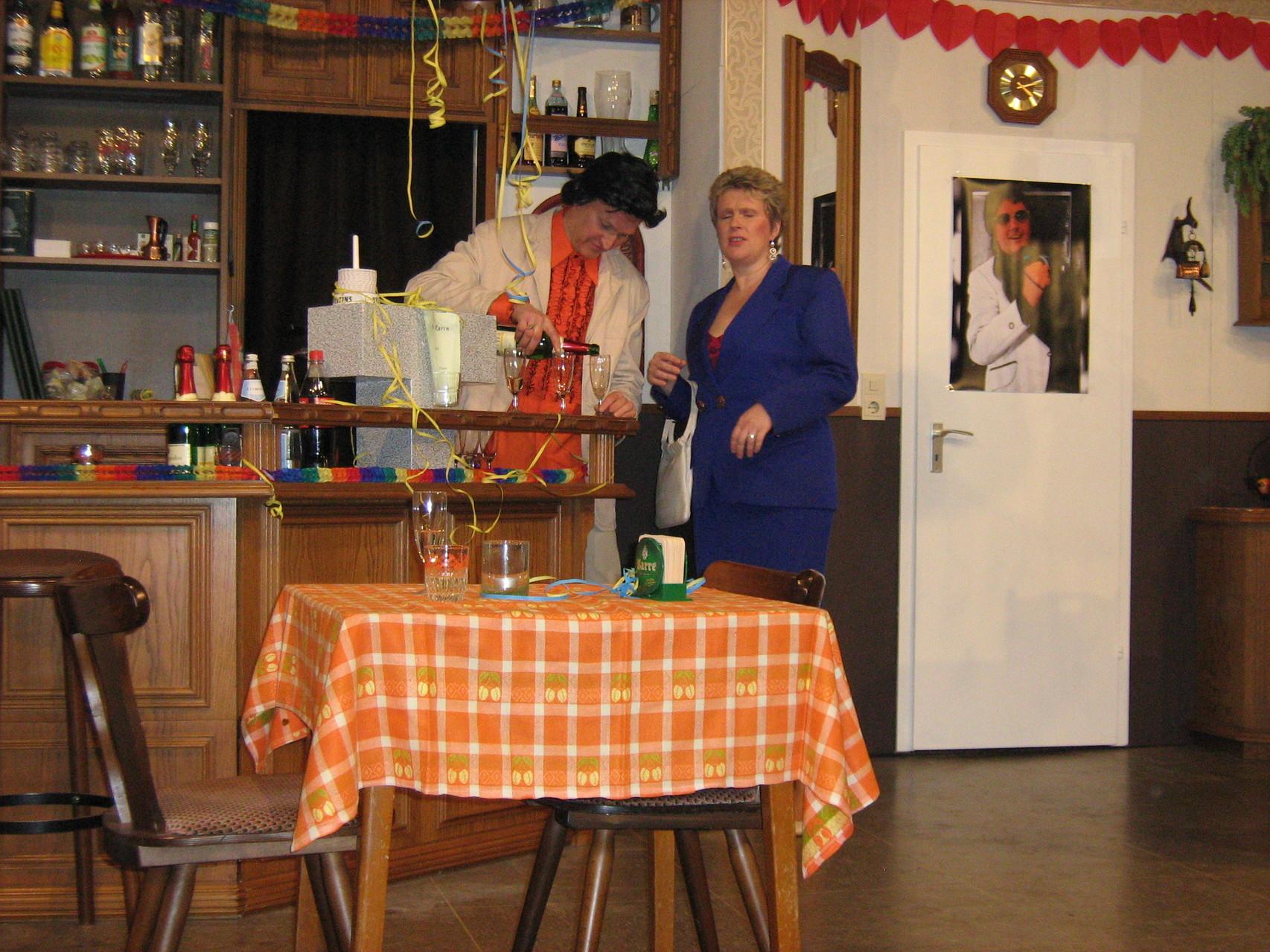 Volker Kauffeldt, Doreen Basedow