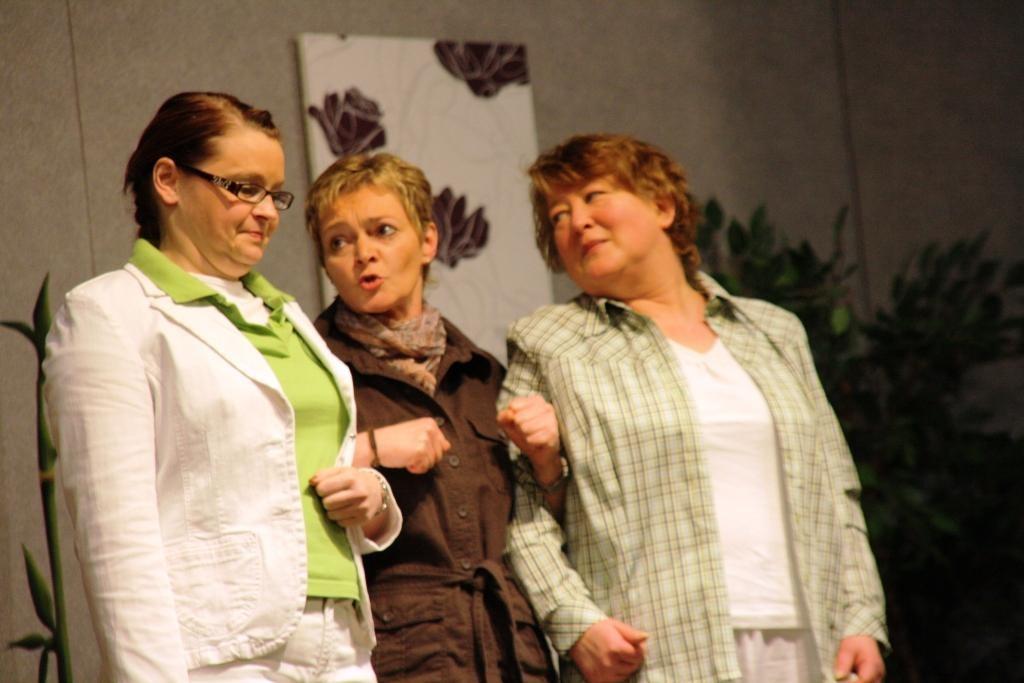 Kerstin Ballmann, Birgit Schäfer, Ulrike Rohlfs