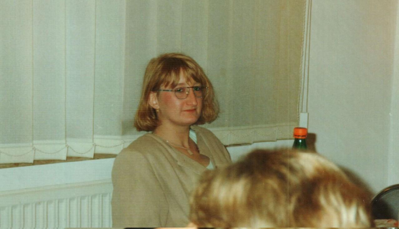 """Nienburg """"Backstage"""": Birgit Engelke"""