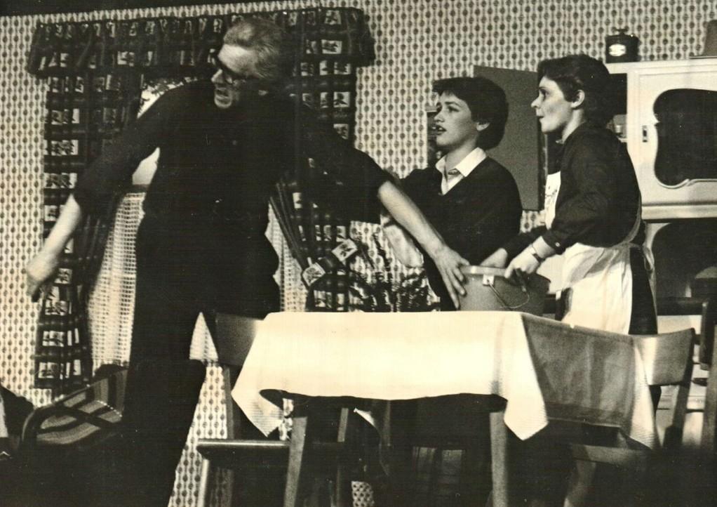 Heinrich Gilster, Brigitte Rohlfs, Birgit Brügesch