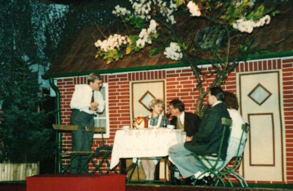 Dirk Reineke, Brigitte Krumdieck, Heinrich Gilster, Mirjam Koloff, Fritz Bergholz