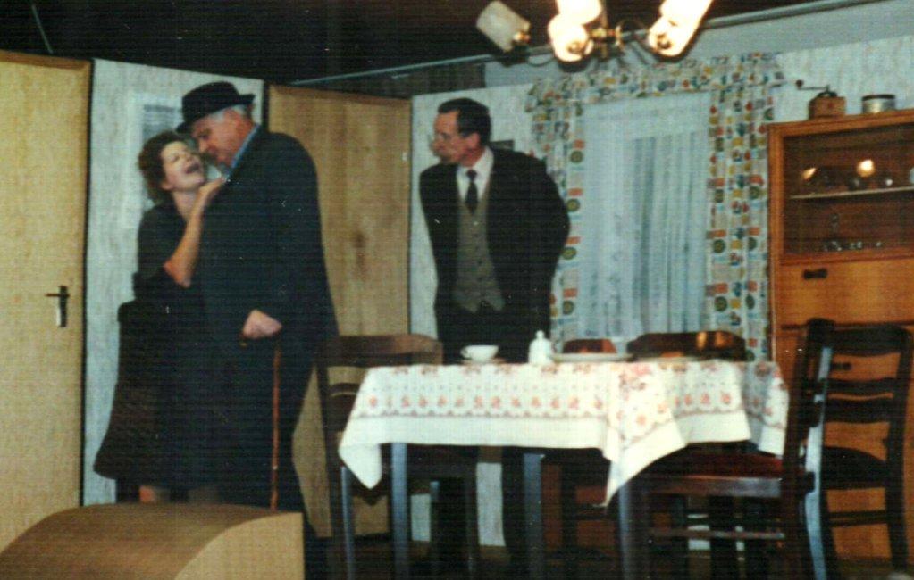 Marion Harmening, Heinz Schäfer, Heinrich Gilster