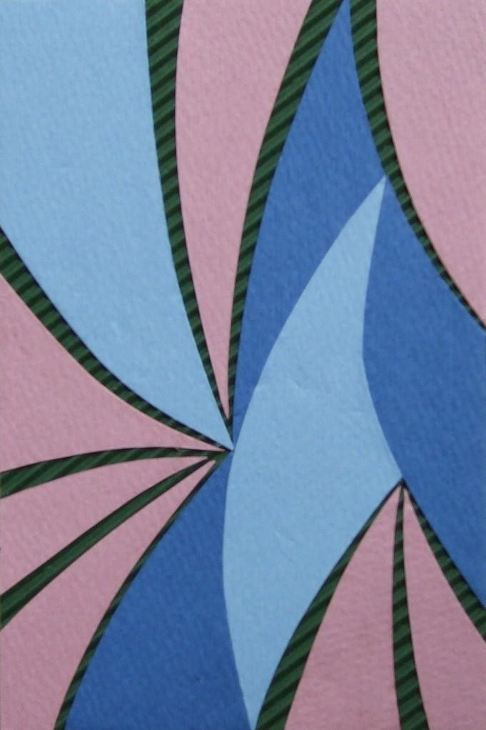 papier collé  173/1001  (150mmx100mm )   2012.11.19.  norio