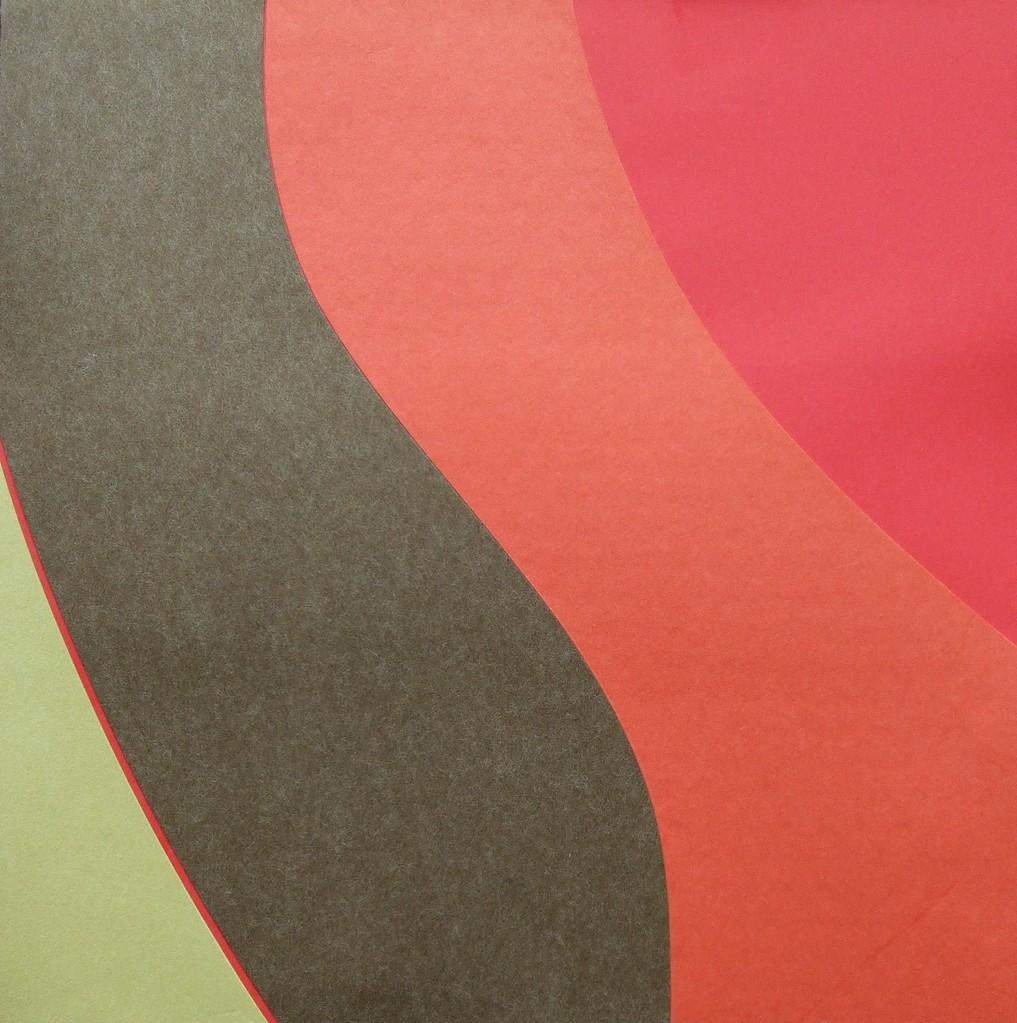 papier collé  248/1001  (210mmx210mm )   2013.01.31.  norio