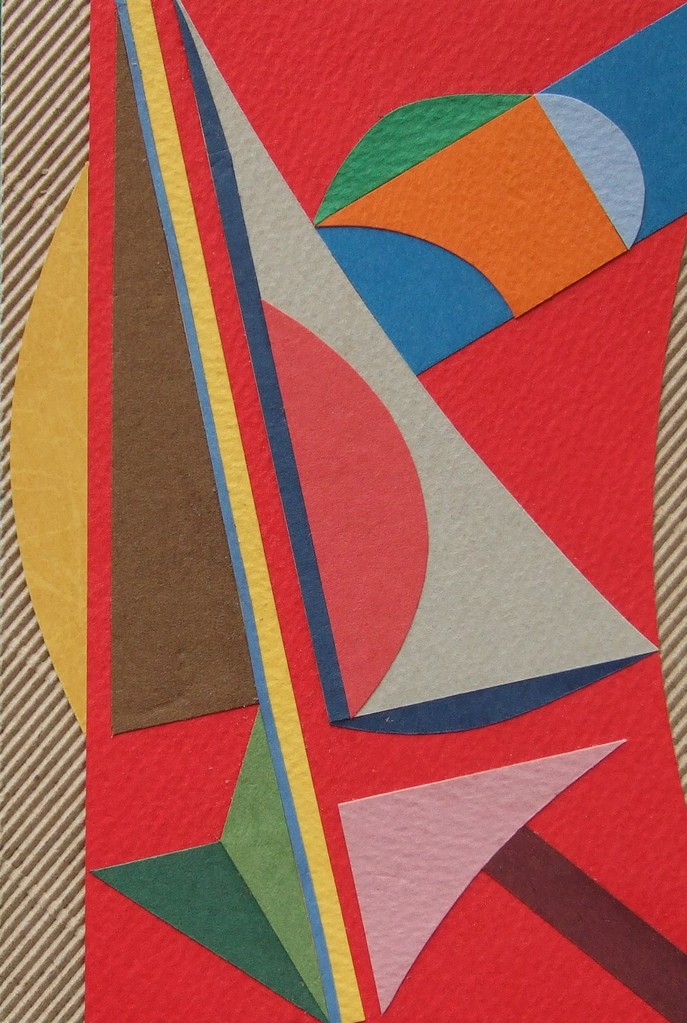 papier collé  220/1001  (150mmx100mm )   2013.01.07.  norio