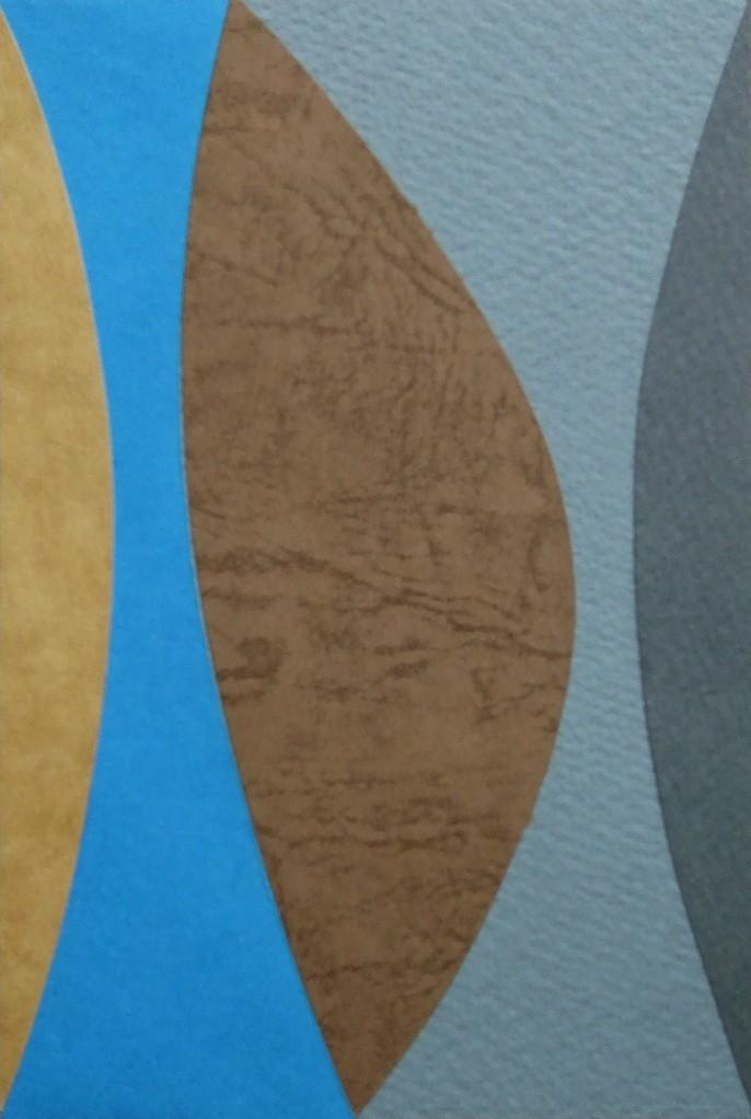 papier collé  192/1001  (150mmx100mm )   2012.11.26.  norio