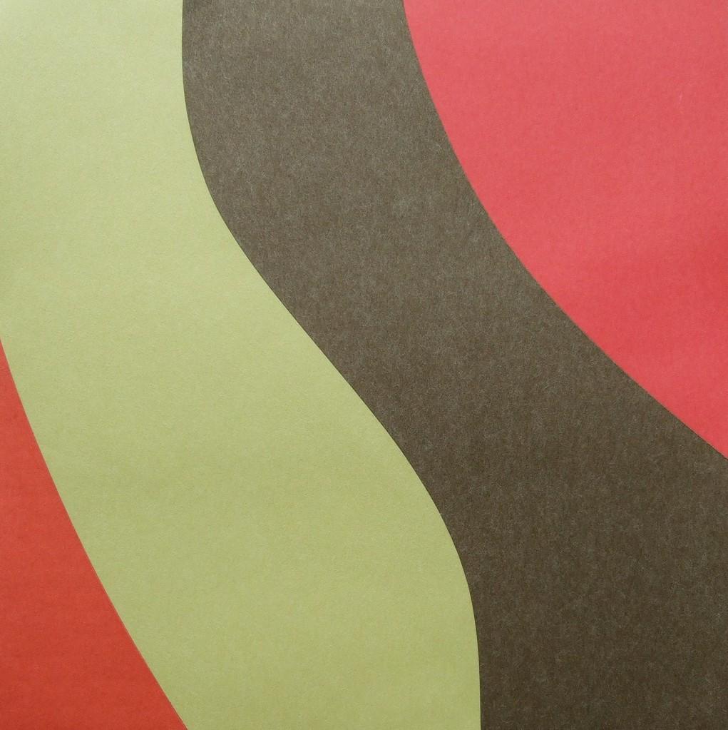 papier collé  249/1001  (210mmx210mm )   2013.01.31.  norio
