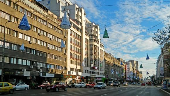 La arteria comercial mas cara de Rumania, se encuentra entre las 60 calles con los alquileres mas altos a nivel mundial.