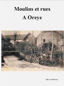 Moulins et rues à Oreye