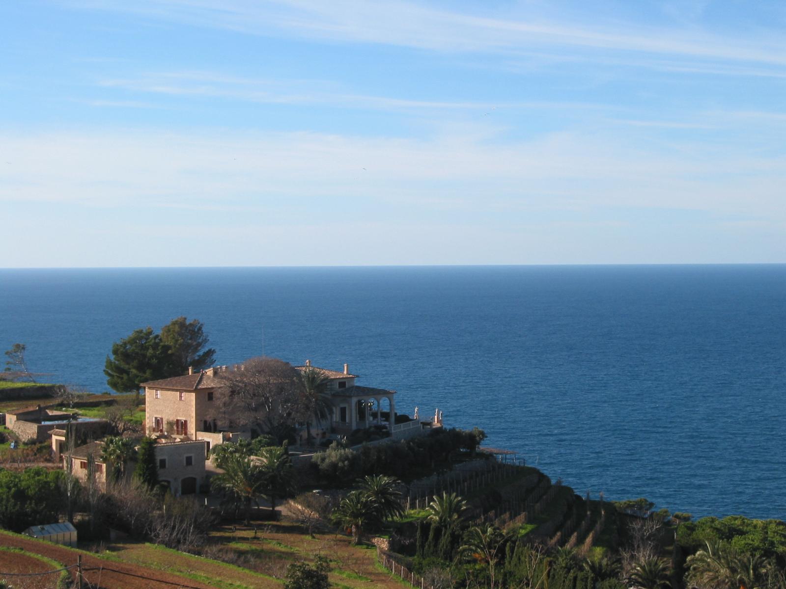 Mallorca  Westküste vor Banjabulfar