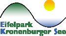 bekannter  Bungalow-Ferienpark in TOP Lage und Blick auf den Kronenburger See