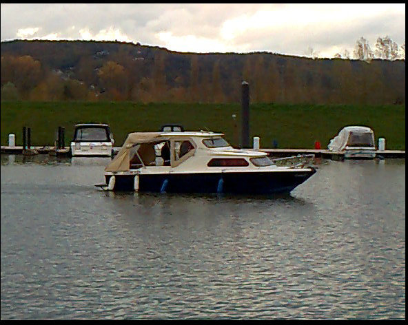 Emmi2 Ausbildungsboot