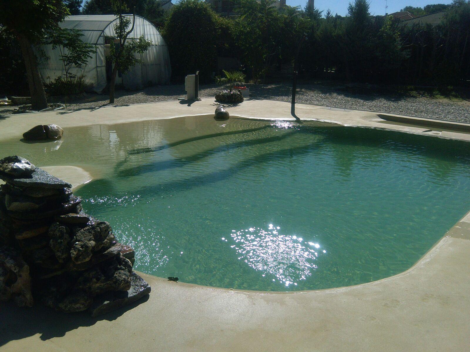 Piscina de arena finest ms informacin with piscina de - Piscina de arena ...