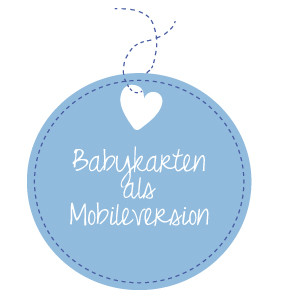 Babykarte als Mobileversion