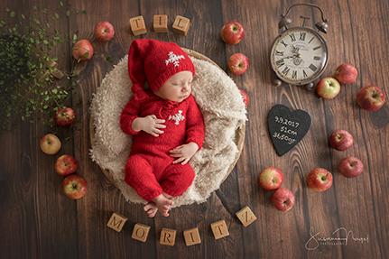 online bestellen Geburtskarte mit Foto